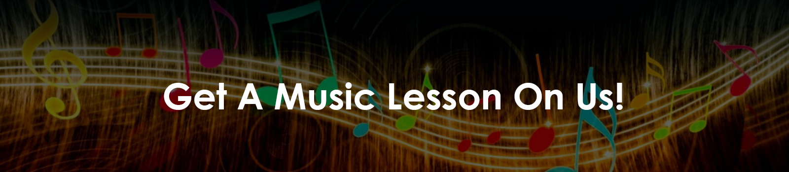 A Free Music Trial Lesson
