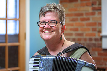 Spokane Accordion Lessons